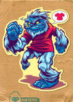 YETEE sticker colors.