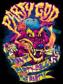 PARTY GOD final colors