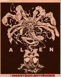 AlienFacehuggerInksWeb