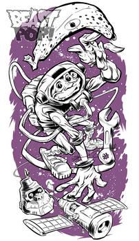 SPACEMONKEY inks