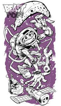 SPACEMONKEY inks