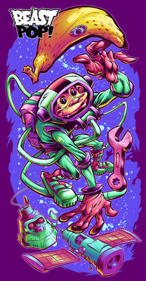 SPACEMONKEY colors