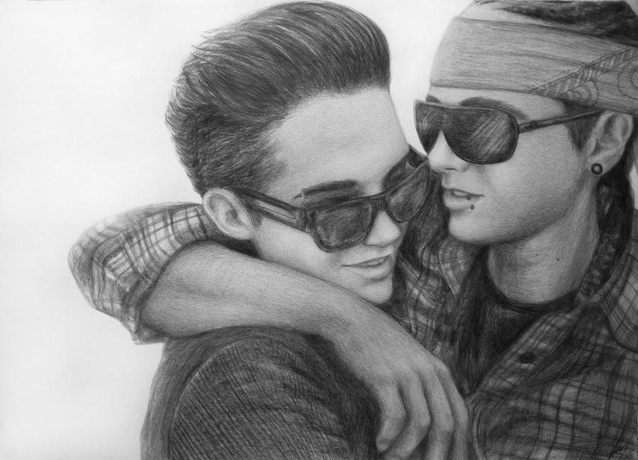 Twincest Kaulitz by ciapsson