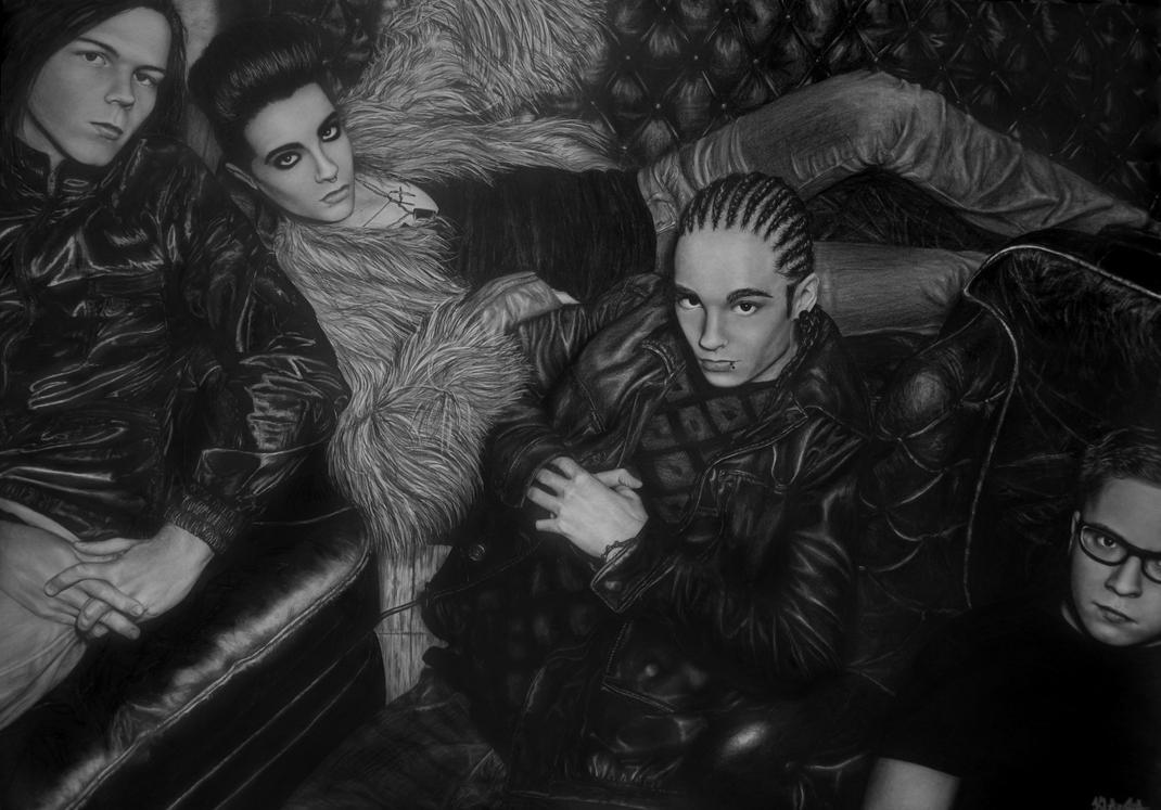 Tokio Hotel vip by ciapsson