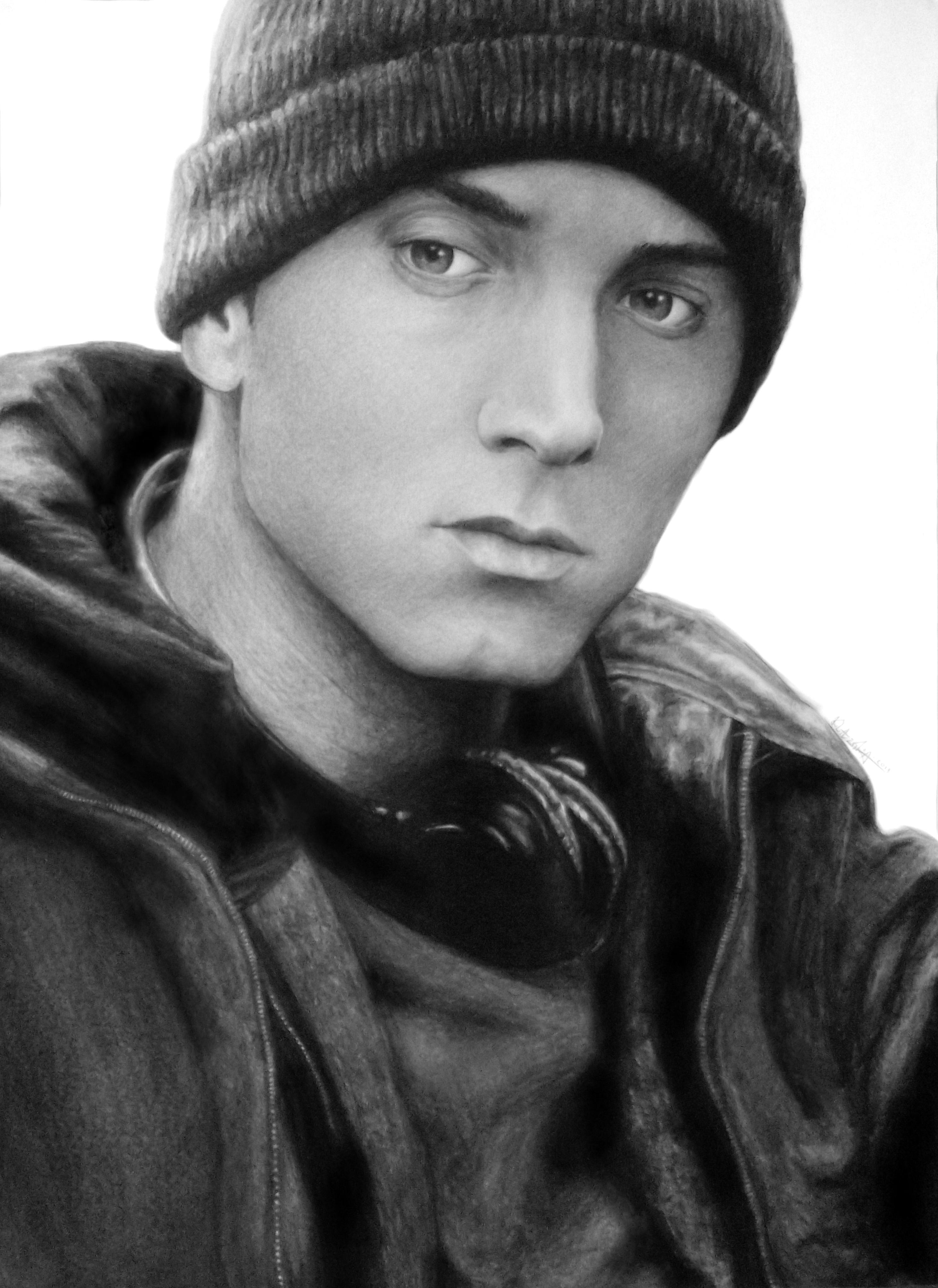 Eminem by ciapsson on DeviantArt