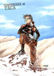 Hunting Seasson Poster 2