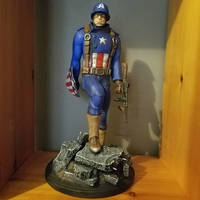 captain america custom  by B00NxD0CK