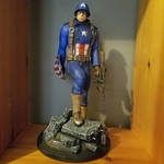 captain america custom