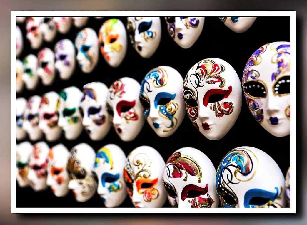 Masks by 1Eres