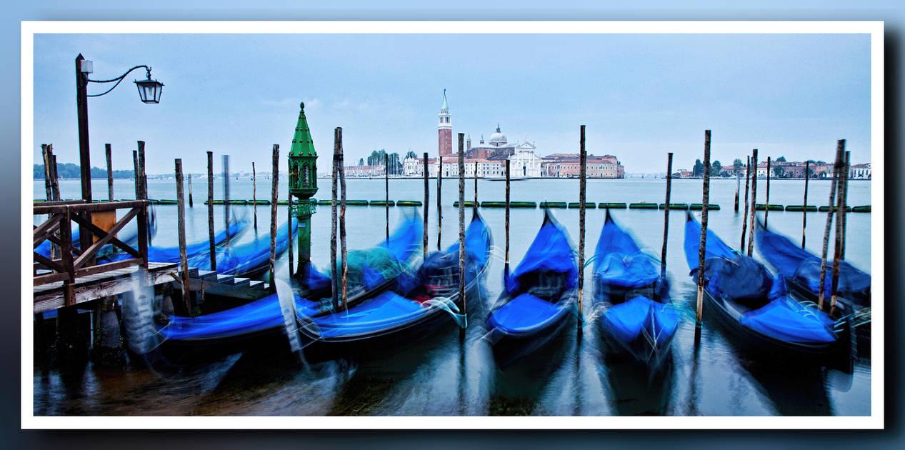 Gondolas Dream by 1Eres