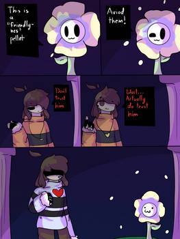 FloofyTale || Page 4