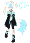 Kitsune Boy    OPEN OTA by ShinyEevee697