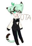 Mint cat boy    CLOSED by ShinyEevee697