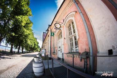 Suomenlinna Brewery by wonderfulphoto