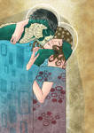 The Shape of Water The Kiss