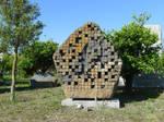 Sculpture of Pinuccio Sciola by gecko-online