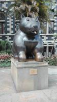 Fernando Botero Dog