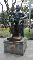 Fernando Botero Maternity