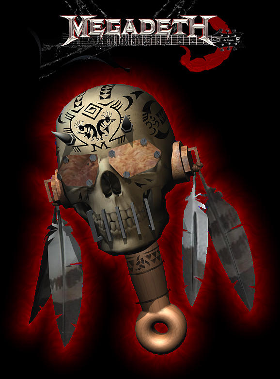 Rattlehead Rattle by Nordenx