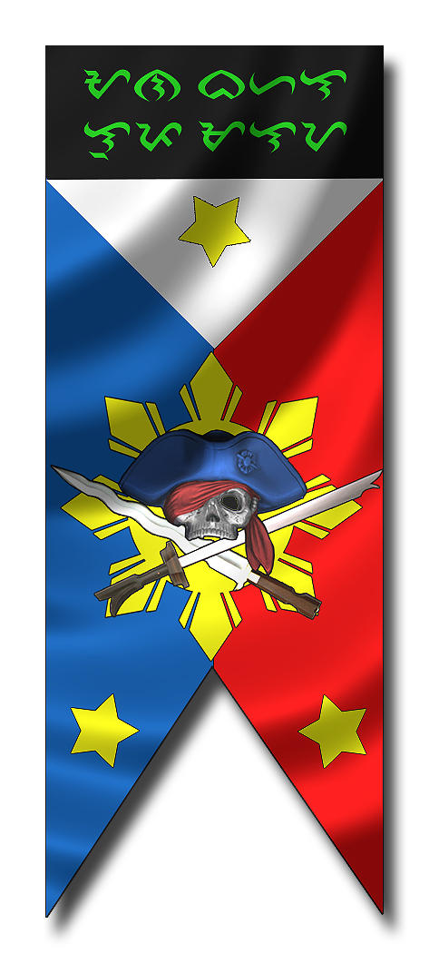 Filipino Pirate Banner by Nordenx