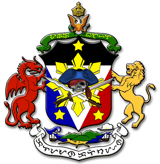 Filipino Pirates Coat of Arms by Nordenx