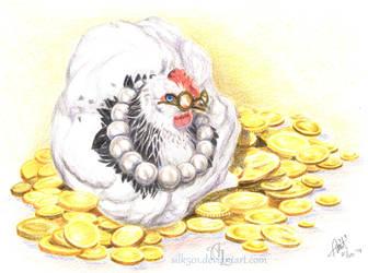 Motherly Hen by silk501