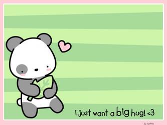 I just want a big hug by PinkNyu