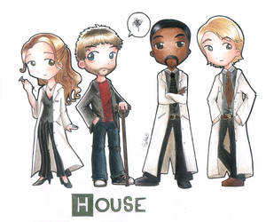 House M.D. by PinkNyu