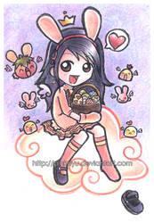 Easter Karma021 by PinkNyu