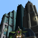 Retroslev City 2 (Spore Adventure) by enm10
