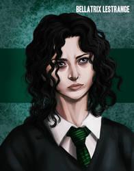 Harry Potter - Younger Bellatrix Lestrange