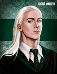 Harry Potter - Younger Lucius Malfoy