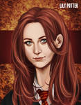 Harry Potter - Younger Lily Potter