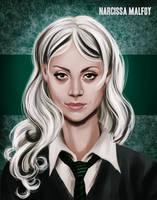 Harry Potter - Narcissa Black/Malfoy by K-yon