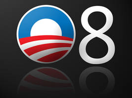Obama in 2008 by SixStringSlider
