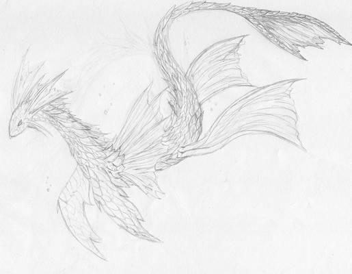 Aegis - Sea Creature sketch