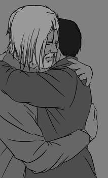DBH: Connor and Hank