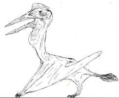 Primeval Concept: Thunderbird by RajaHarimau98