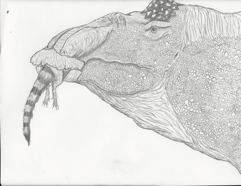 Straight from the Sketchbook: Brutal War Machine by RajaHarimau98