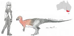 Prehistoric Australia #01: Atlascopcosaurus loadsi