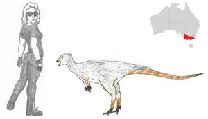 Prehistoric Australia #05: Diluvicursor