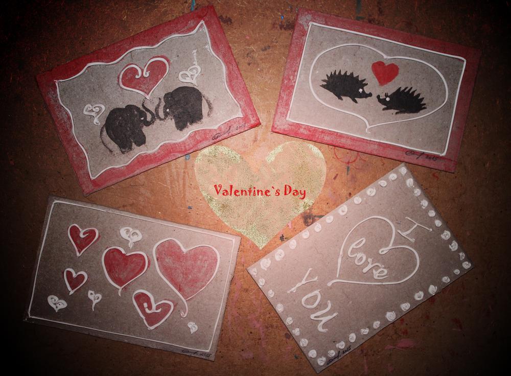 Valentine`s Day by marchetooo