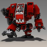 Dreadnought 3d on move