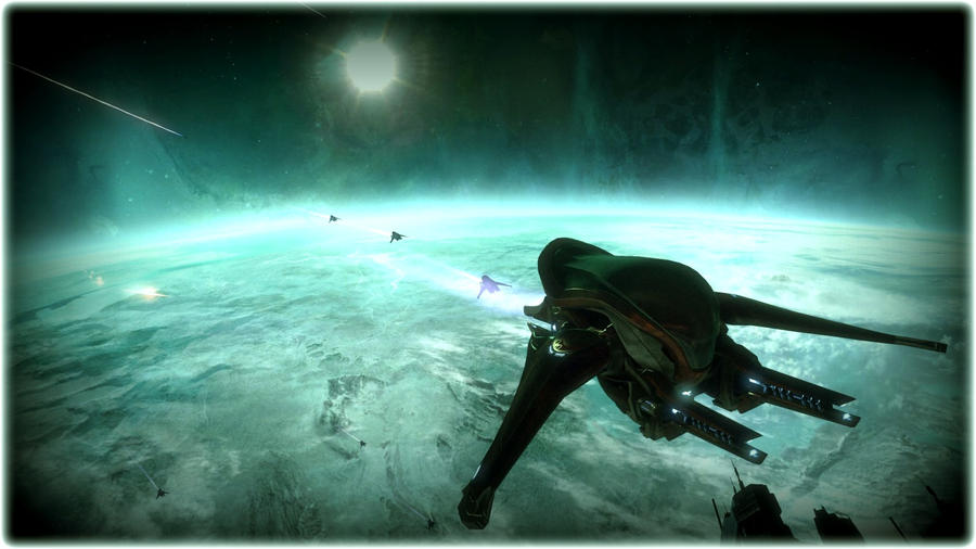 Spaceflight by Kohlar