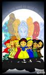 Disney Elemental Princesses