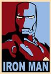 Iron Man 'Hope' Poster