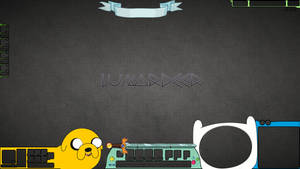 Adventure Time League of Legends Steam Overlay