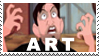 ART - Stamp by forstyy