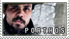 Porthos Stamp by forstyy