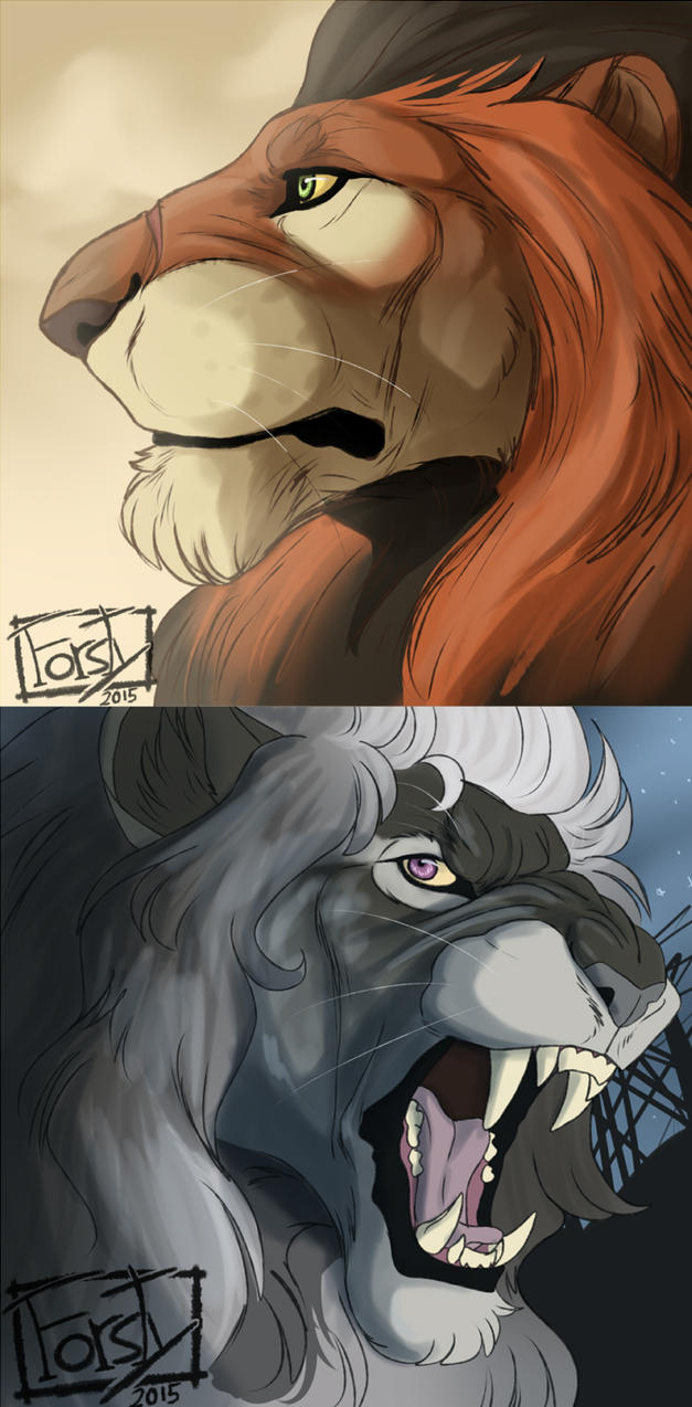 Lioden icons by forstyy